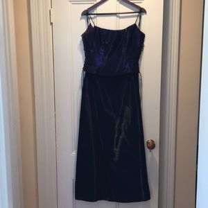 Two-Piece Evening Gown